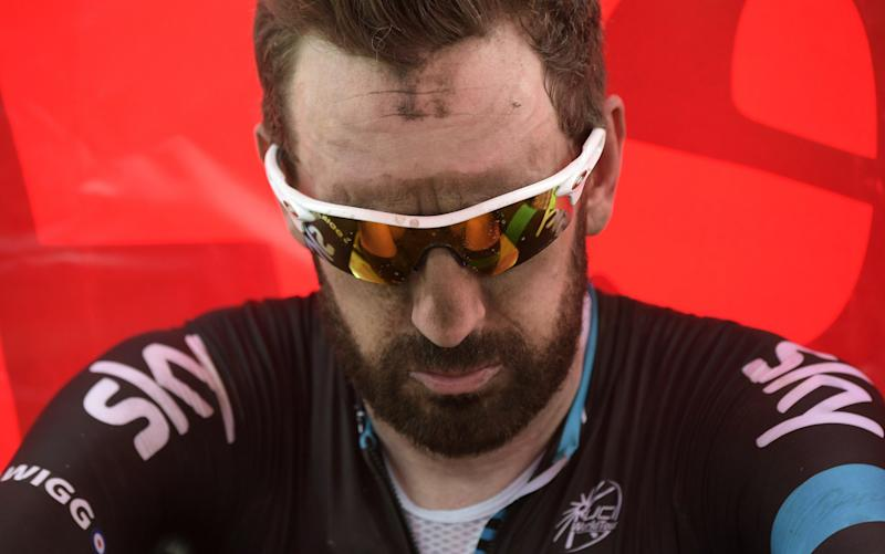 Bradley Wiggins - Credit: AFP