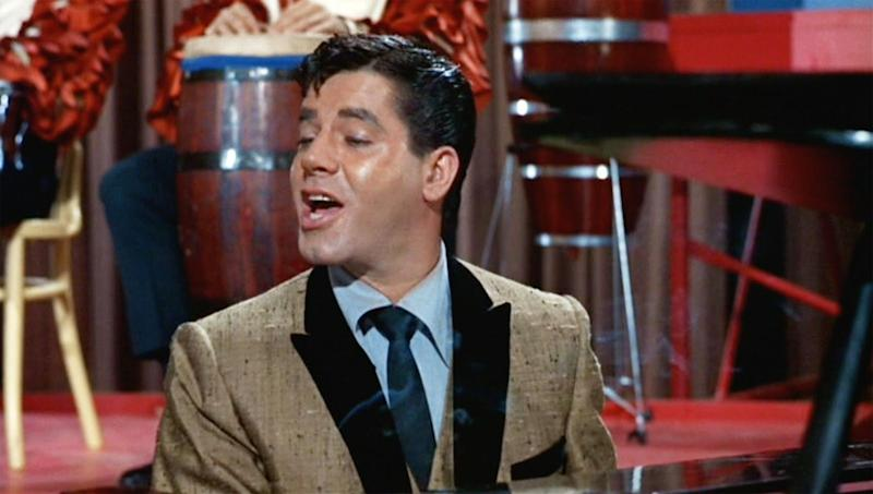 Jerry Lewis in The Nutty Professor (credit: Paramount)