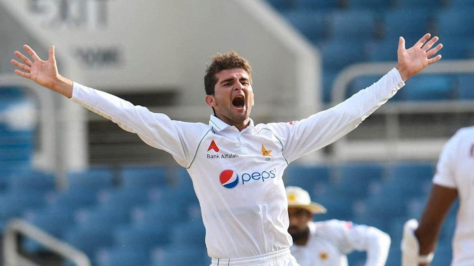 ICC Test Rankings: Shaheen Afridi moves into the top 10