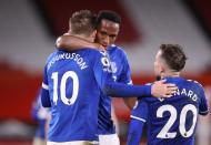 Premier League - Sheffield United v Everton