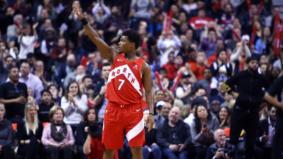 Have we seen the last of Kyle Lowry in a Toronto Raptors uniform? (Photo by Vaughn Ridley/Getty Images)