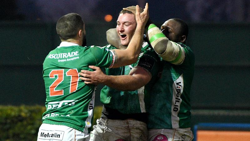 Munster go top of Conference A as Treviso shock Warriors