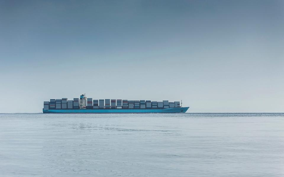 Gibraltar guards one of the world's busiest shipping lanes - Getty