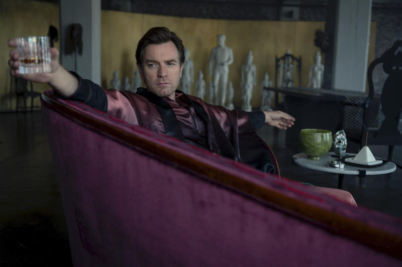 Roman Sionis (Ewan McGregor) in Birds of Prey (PHOTO: Warner Bros Pictures)
