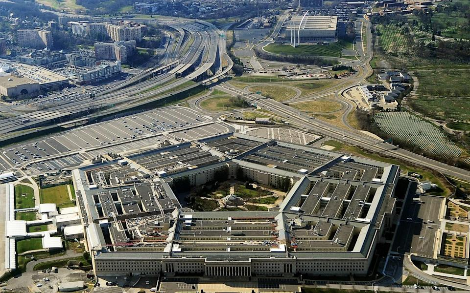Pentagon reveals a machine learning-based system that observes changes in raw, real-time data that hint at possible trouble