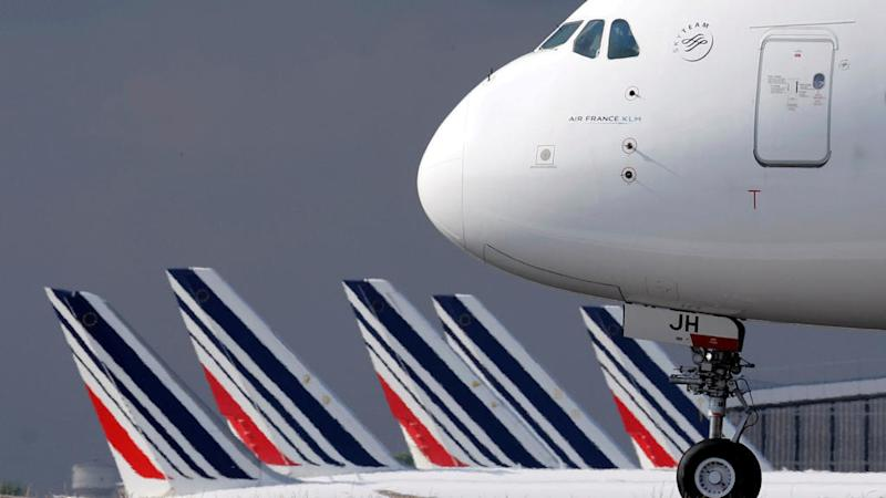 French government vows to continue support for Air France despite €2.6 billion loss in 2nd quarter