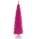 """<p><strong>The Holiday Aisle</strong></p><p>wayfair.com</p><p><a href=""""https://go.redirectingat.com?id=74968X1596630&url=https%3A%2F%2Fwww.wayfair.com%2Fholiday-decor%2Fpdp%2Fthe-holiday-aisle-tinsel-trees-pink-fir-artificial-christmas-tree-w004264294.html&sref=https%3A%2F%2Fwww.bestproducts.com%2Fhome%2Fg34729900%2Famazon-wayfair-artificial-christmas-tree-sales%2F"""" rel=""""nofollow noopener"""" target=""""_blank"""" data-ylk=""""slk:Shop Now"""" class=""""link rapid-noclick-resp"""">Shop Now</a></p><p><strong><del>$99.99</del> $59.99 (40% off)</strong></p><p>Calling all maximalists: Give your home a fun pop of color with this pink pick.</p>"""