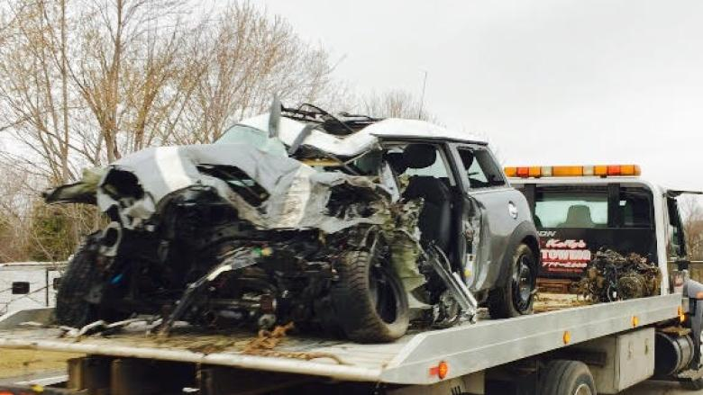 Police ID man killed in crash with milk tanker south of Ottawa