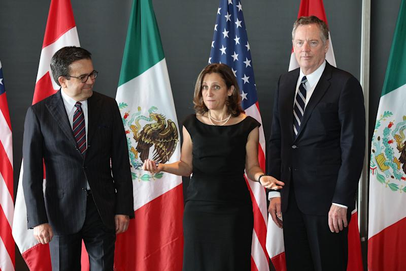 A US-Mexico deal? Not without Congress
