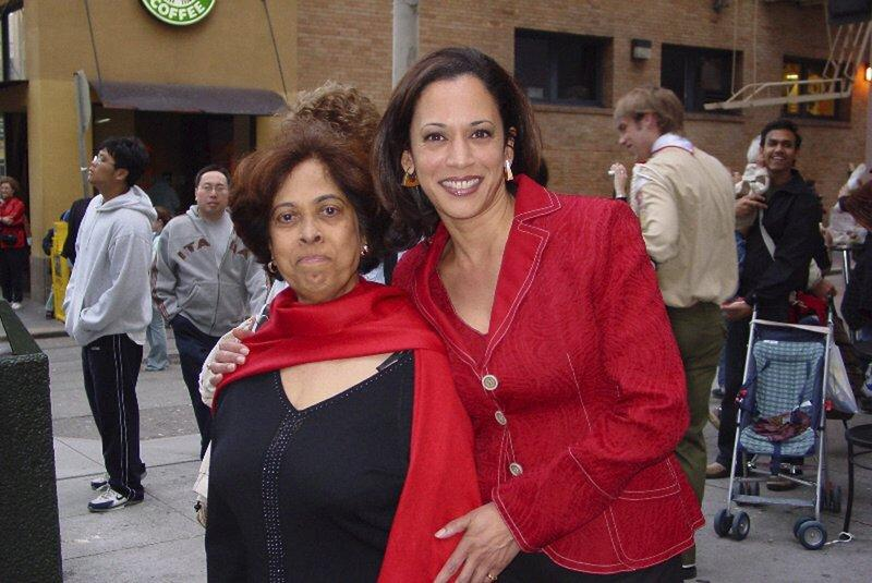 How Kamala Harris' Jamaican Father and Indian Mother 'Fell in Love in That Most American Way'