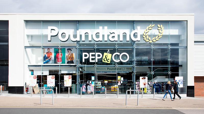 Poundland owner Pepco posts Christmas sales rise