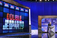 """<p>Since 1964, <em>Jeopardy!</em> has been entertaining television audiences with its jingles and """"aha!"""" moments and has become a staple of American pop culture. Almost everyone can remember a time when they anxiously watched a """"Final Jeopardy!"""" round and rooted for the returning champion to take home their reward money. </p><p>Art Fleming kicked off the show as the host in 1964, but <a href=""""https://www.countryliving.com/life/entertainment/a26741497/alex-trebek-pancreatic-cancer/"""" rel=""""nofollow noopener"""" target=""""_blank"""" data-ylk=""""slk:Alex Trebek"""" class=""""link rapid-noclick-resp"""">Alex Trebek</a> took over hosting duty in 1984 (when the program was picked up by CBS from NBC) and held the job until his death in 2020. Today, the show airs five times a week and has amassed a cult following amongst trivia fans.</p><p>So in the spirit of <em>Jeopardy!</em>, we gathered some interesting clues for you to take a crack at answering at home. Categories like """"Bringing Home Kevin Bacon"""" and """"Starts With G"""" will be up for grabs. Just don't be too hard on yourself if you're not the new <a href=""""https://www.countryliving.com/life/entertainment/a27681575/jeopardy-records-most-money-games-won/"""" rel=""""nofollow noopener"""" target=""""_blank"""" data-ylk=""""slk:Ken Jennings"""" class=""""link rapid-noclick-resp"""">Ken Jennings</a>—we're confident you'll still rack up some serious (imaginary) cash. Oh and the best part: We won't deduct money if you get answers wrong. <br></p>"""