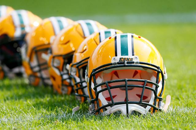 Kids in Canada will soon be prevented from playing full-scale tackle football under the age of 13. (Getty Images)