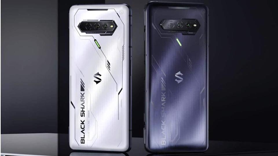Black Shark launches 4S and 4S Pro gaming smartphones