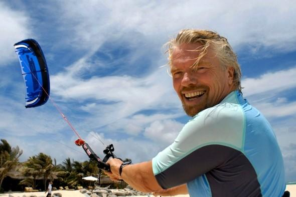 Richard Branson brands air tax a ' disgrace'