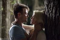"""<p>Based on the Nicholas Sparks novel of the same name, this steamy romantic fantasy follows a love affair between a small-town waitress with a dark past and the kind-hearted widower who teaches her how to trust again.</p> <p><br></p> <p><a href=""""https://www.netflix.com/title/70243574"""" class=""""link rapid-noclick-resp"""" rel=""""nofollow noopener"""" target=""""_blank"""" data-ylk=""""slk:Watch Safe Haven on Netflix"""">Watch <strong>Safe Haven</strong> on Netflix</a>.</p>"""