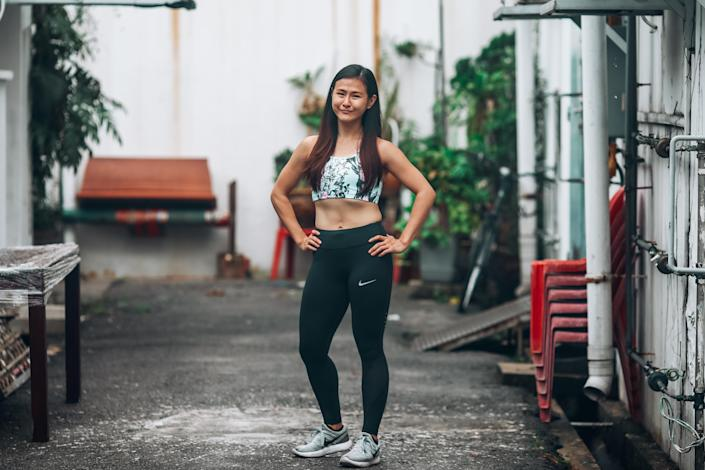 Zi Jia wrestled with confidence issues after she broke her hand in 2017 and struggled during training after her recovery.