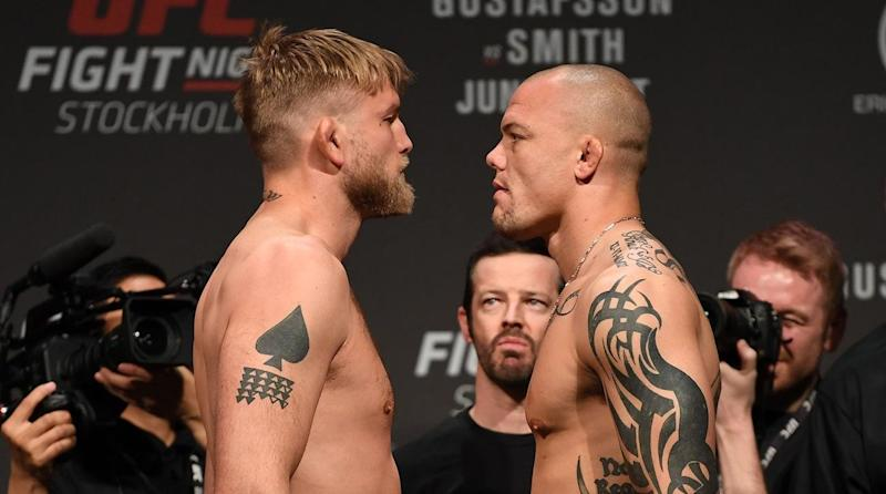 UFC Fight Night: Gustafsson vs. Smith