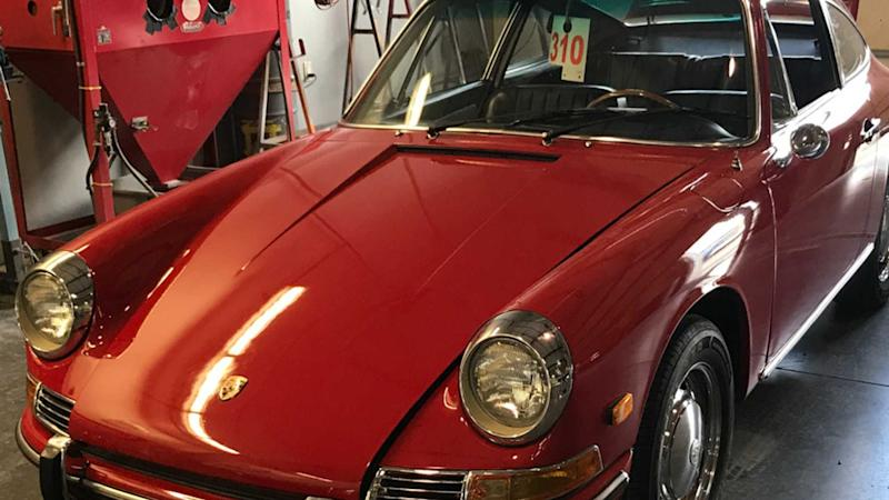 Check Out The Restoration Of This 1968 Porsche 912
