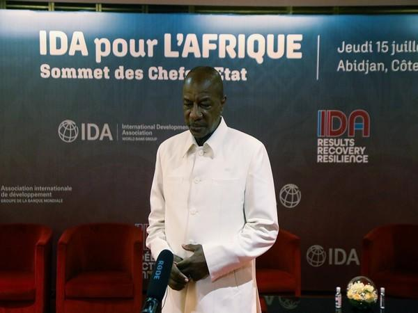 Detained Guinean President Alpha Conde. (Photo Credit - Reuters)
