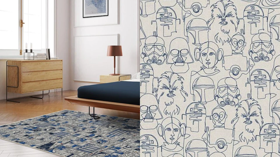 Best gifts for mom 2020: Star Wars Rug from Ruggable