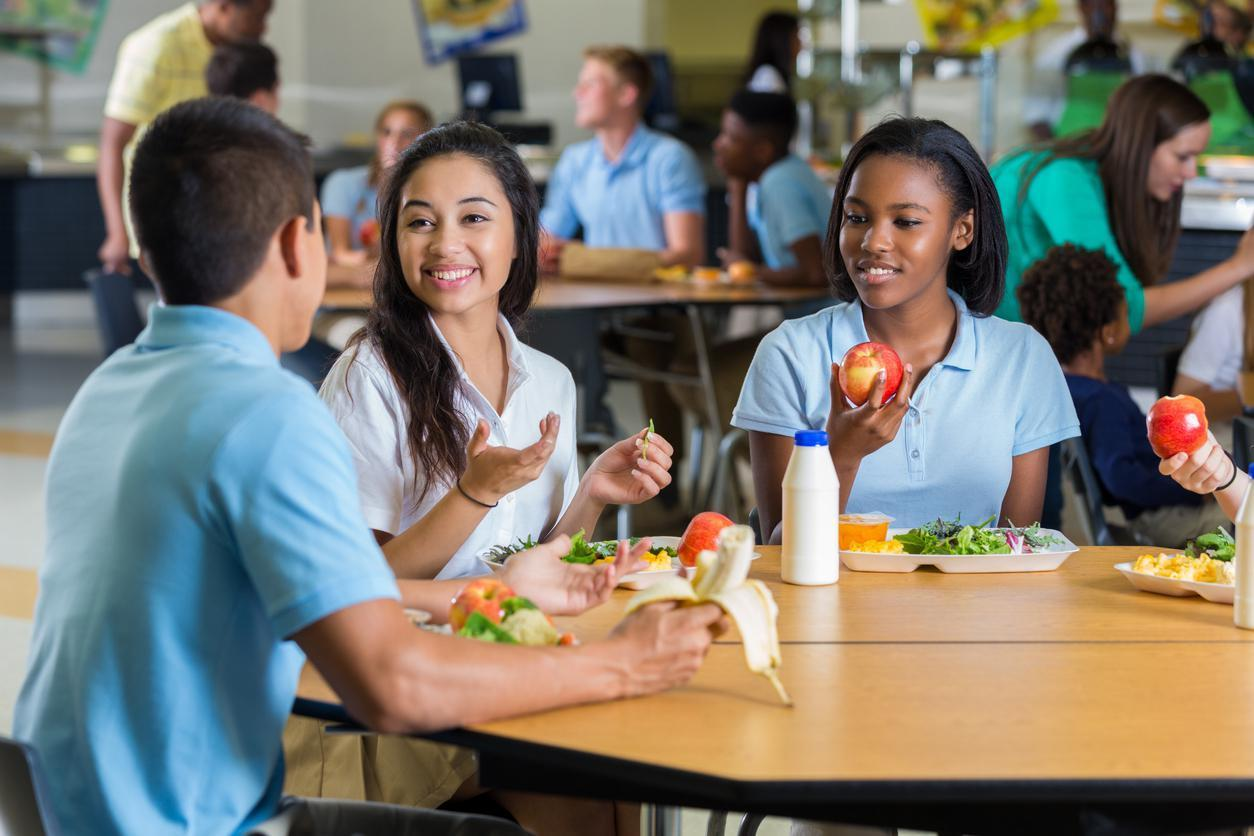 """<p>Students can be eligible for free or reduced lunch based on family income — the cutoffs are determined based on the federal poverty level (at 130 percent of poverty level for free meals and 185 percent for reduced-price meals). These income levels vary by family size, but they can be viewed in <a href=""""https://www.govinfo.gov/content/pkg/FR-2019-03-20/pdf/2019-05183.pdf?referrer=yahoo&category=beauty_food&include_utm=1&utm_medium=referral&utm_source=yahoo&utm_campaign=feed"""">this chart from the Government Publishing Office</a>.</p>"""