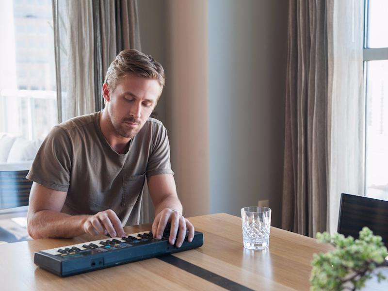song to song ryan gosling keyboard