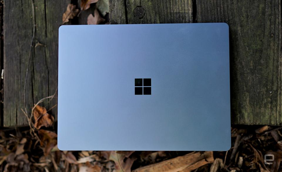 Surface Laptop Go review