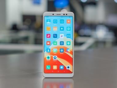 The Xiaomi Redmi Note 5 Pro Image: Tech2/Rehan Hooda