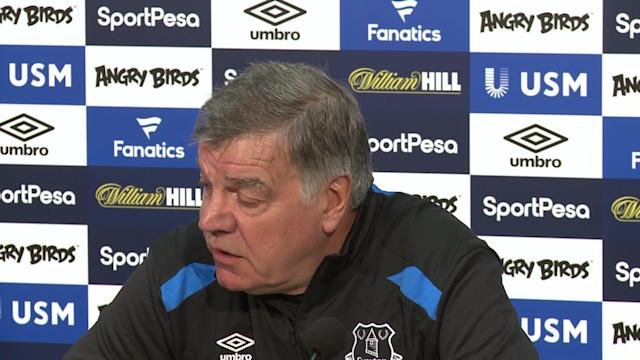 Allardyce on Everton's trip to Swansea