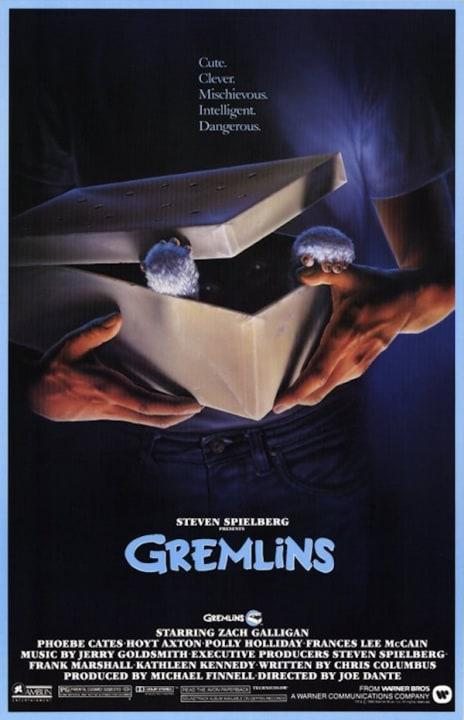 This classic from 1984 is about a boy who doesn't follow the rules when he gets some strange, fluffy little critters.