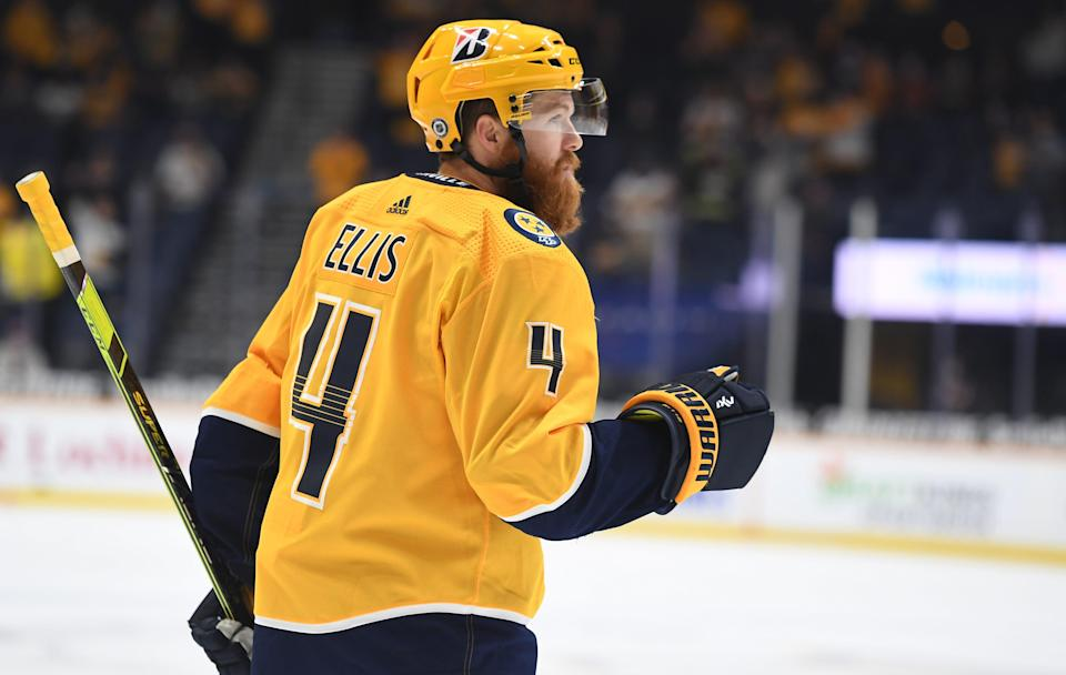 Ryan Ellis has been traded to the Philadelphia Flyers after 10 seasons with the Nashville Predators.