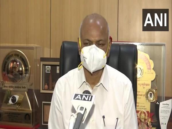 Director of Directorate of Medical Research and Education, Dr Tatyarao Lahane (Photo/ANI)