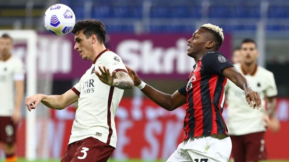 AC Milan v AS Roma - Serie A | Marco Luzzani/Getty Images