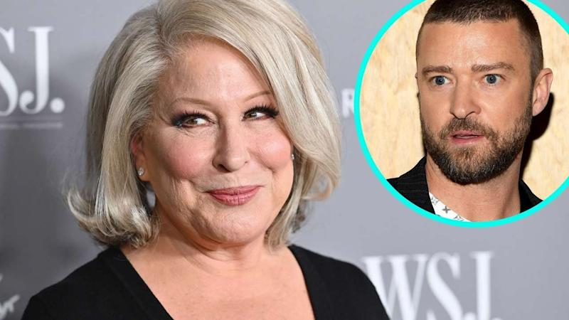 Bette Midler Wants Another Justin Timberlake Public Apology -- This Time for Janet Jackson