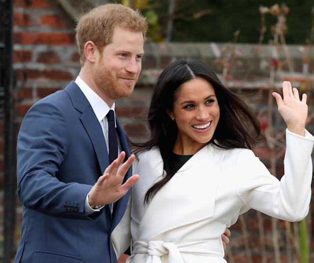The British media fixates on Meghan Markle's ethnicity. (Photo: Getty Images)