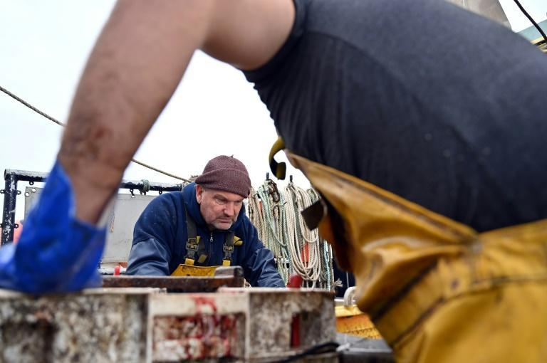 Newhaven fishing boat skipper Neil Whitney says he has his fingers crossed for a deal