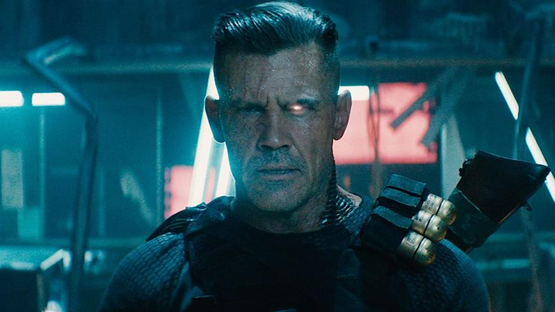 Josh Brolin as Cable (Credit: 20th Century Fox)