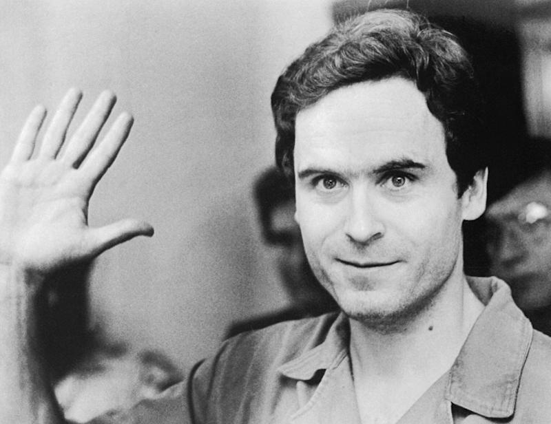 Ted Bundy: The US killed confessed to killing 30 women (Getty)