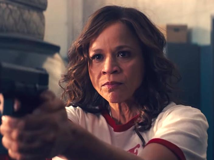 birds of prey rosie perez renee montoya