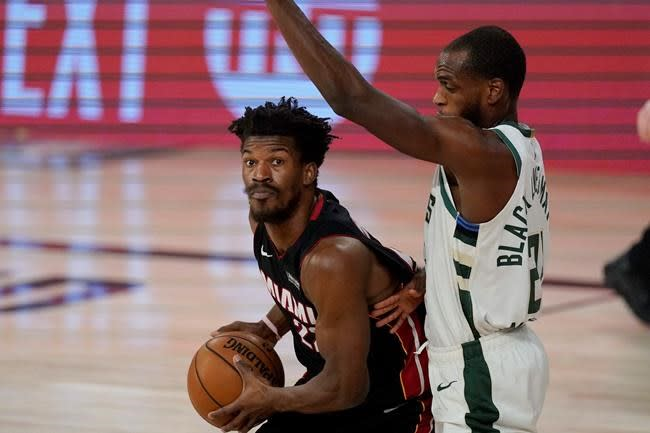 Butler, Heat punch a ticket into the NBA's final four