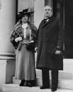 Lucy Baldwin supported husband Stanley Baldwin across three stints as Prime Minister. Though she should be recognised in her own right, as she was heavily involved in the Young Women's Christian Association. She later went on to become vice chairman of the National Birthday Trust Fund in 1928 - an organisation designed to fund research into maternal mortality. <em>[Photo: Getty]</em>