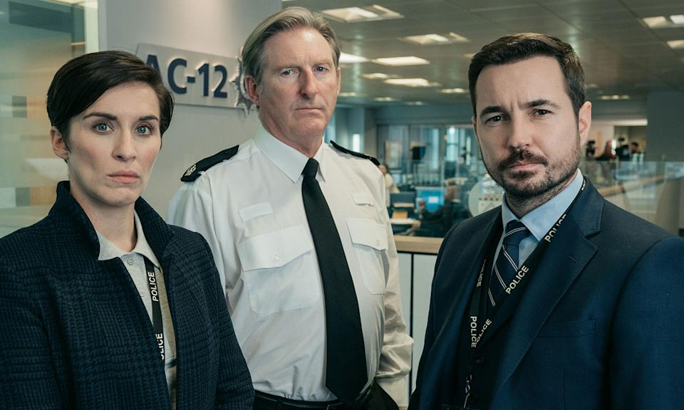 <em>Line of Duty </em>returned with a bang and AC-12 had more crime and corruption to contend with, in a plot which had twists and turns to keep viewers hooked all the way through. Whether Ted Hastings was the criminal mastermind H or not was the mystery that had the nation talking. But there's still more to discover when it comes to H, leaving fans gasping for another season. (BBC/World Productions Ltd)