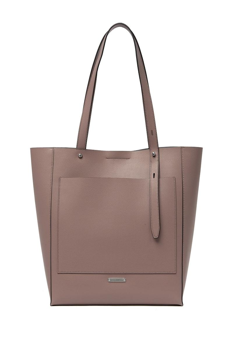 Rebecca Minkoff Stella North South Leather Tote