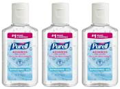 <p>Grab this <span>Purell Advanced Hand Sanitizer Refreshing Gel</span> ($9 for 3); you'll be glad you have all three. It's potent, powerful, and it works.</p>