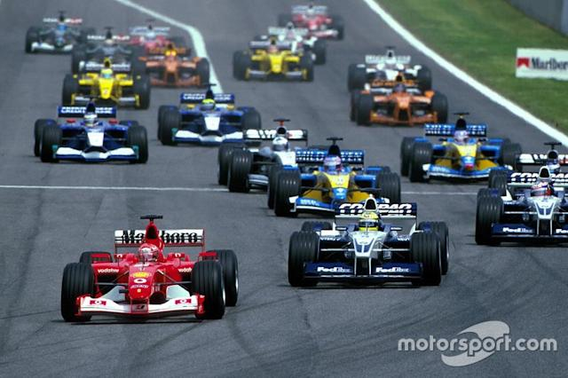 "2002 Spanish Grand Prix <span class=""copyright"">Sutton Motorsport Images</span>"