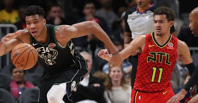 The Hawks face a very important test when the Bucks arrive in Atlanta