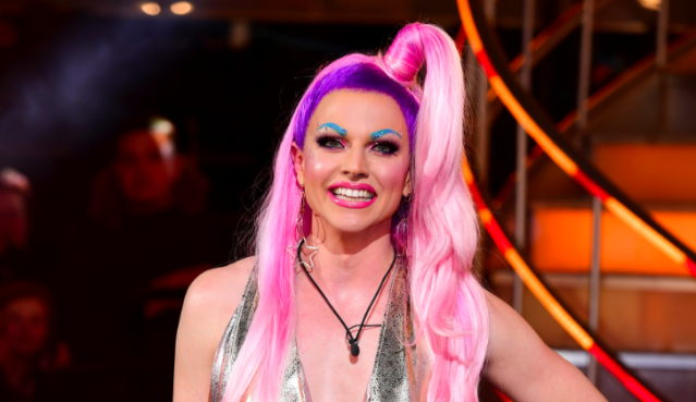 Courtney Act (PA Images).