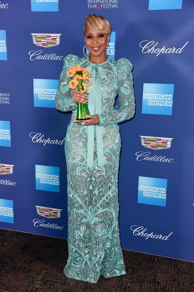 Mary J. Blige PSIFF