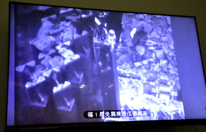 Slow progress as fuel removed from Fukushima plant